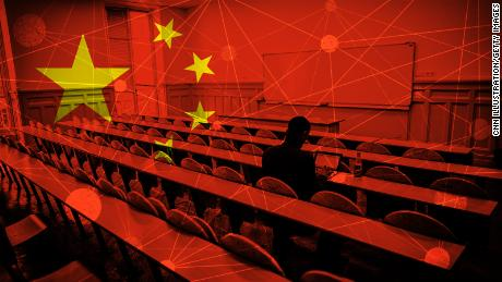 US intelligence warns that China is using student spies to steal secrets