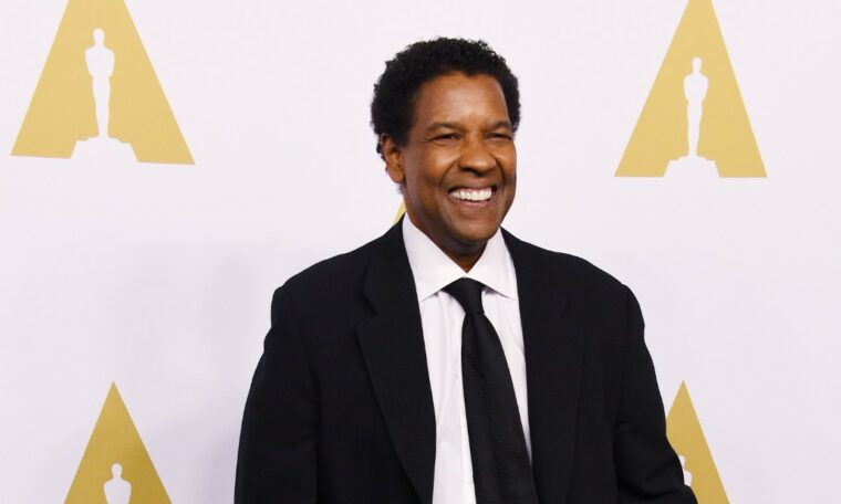 "Denzel Washington called him ""Good Samaritan"" after coming to the aid of the distressed man"