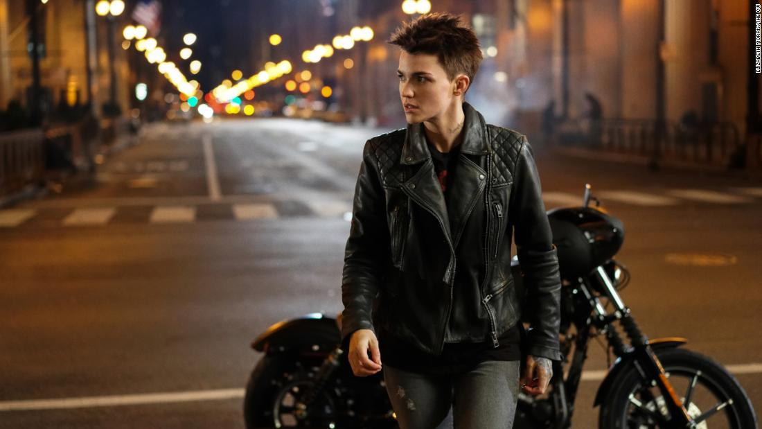 Ruby Rose speaks leaving 'Batwoman'