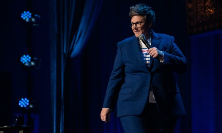 'Hannah Gadsby: Douglas' review: Comic book feels the pressure of its success in following 'Nanette'