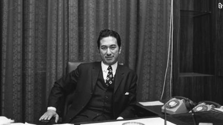 Stanley Ho had accumulated a fortune at the end of World War II. This image is from 1971.