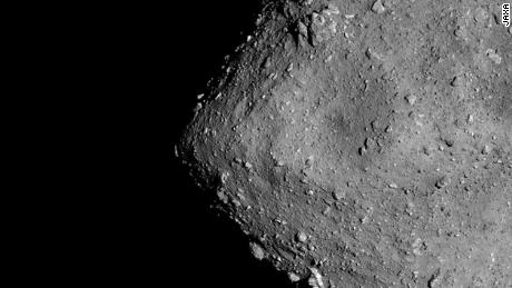 What scientists learned after firing a small cannonball at a near-Earth asteroid