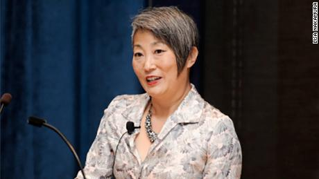 Lisa Nakamura is director of the University of Michigan Institute for Digital Studies and has studied feminist theory and digital media theory.