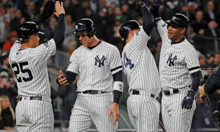Are the young stars of the Bronx Bomber overrated?