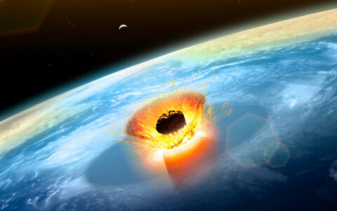 Asteroid that led to the extinction of dinosaurs hit at deadly angle