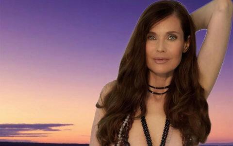 Beautiful topless bikini Carol Alt, 59, shares her secrets