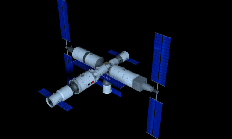 China reveals plan for 'Celestial Palace' space station to rival ISS