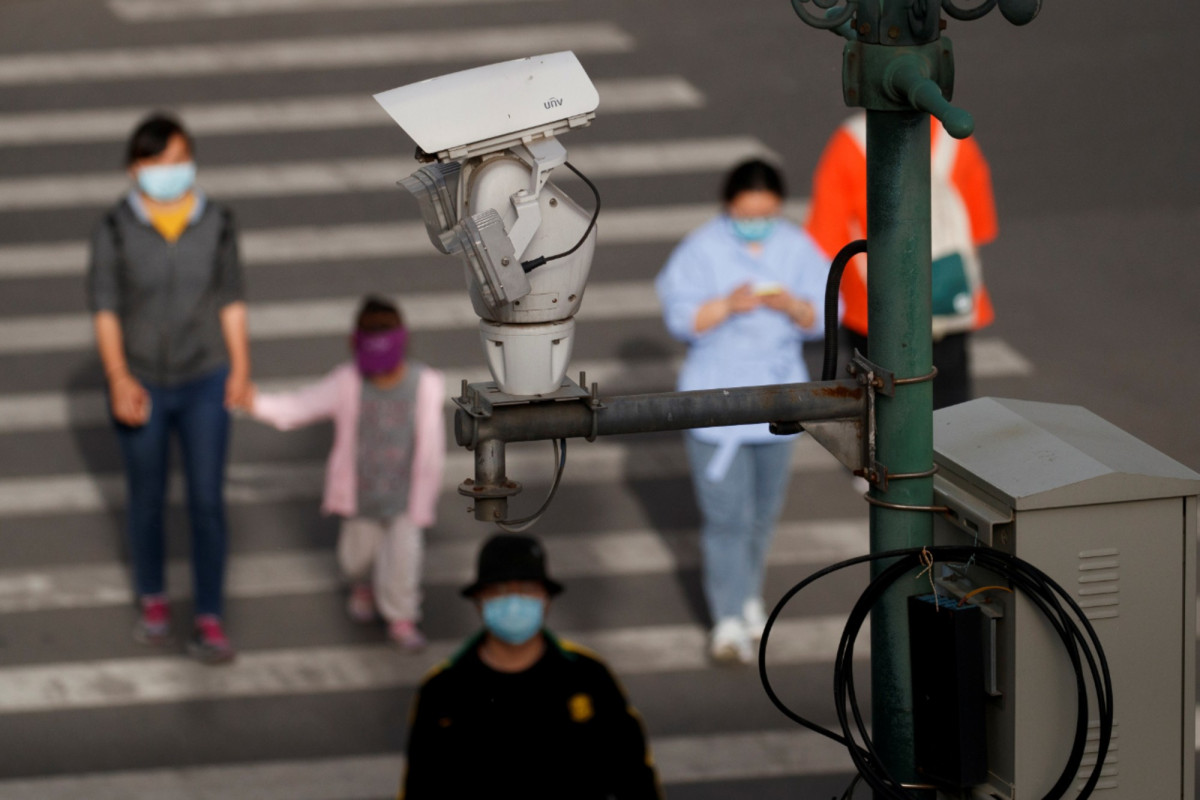China's coronavirus campaign offers a look at the surveillance system