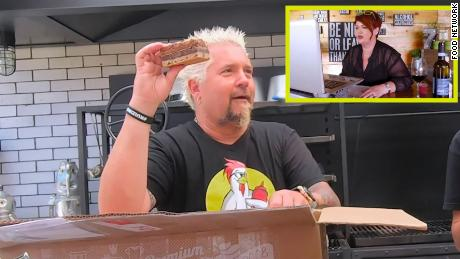 Guy Fieri appears in a special takeaway episode of