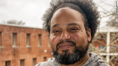André Brock, a professor at Georgia Tech, studies race and the internet, and has also done significant research on Black Twitter.