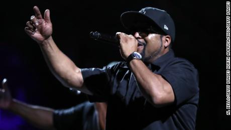 Ice Cube canceled its appearance on