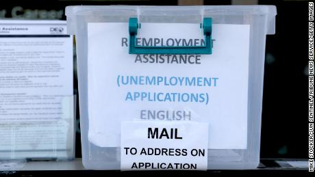 1 in 4 US workers have applied for unemployment benefits during the pandemic