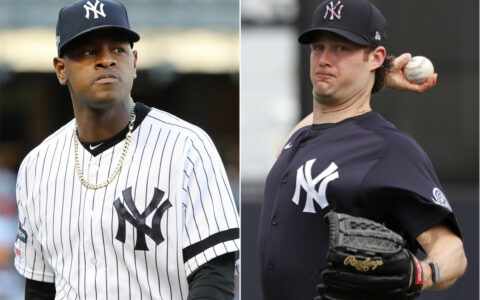 Luis Severino can't wait for the Yankees' meeting with Gerrit Cole