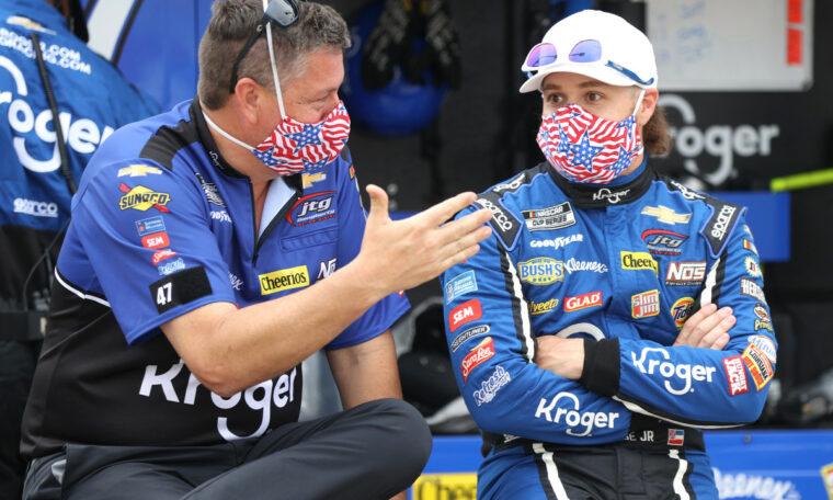 NASCAR driver Ricky Stenhouse Jr. set for great race after slow start