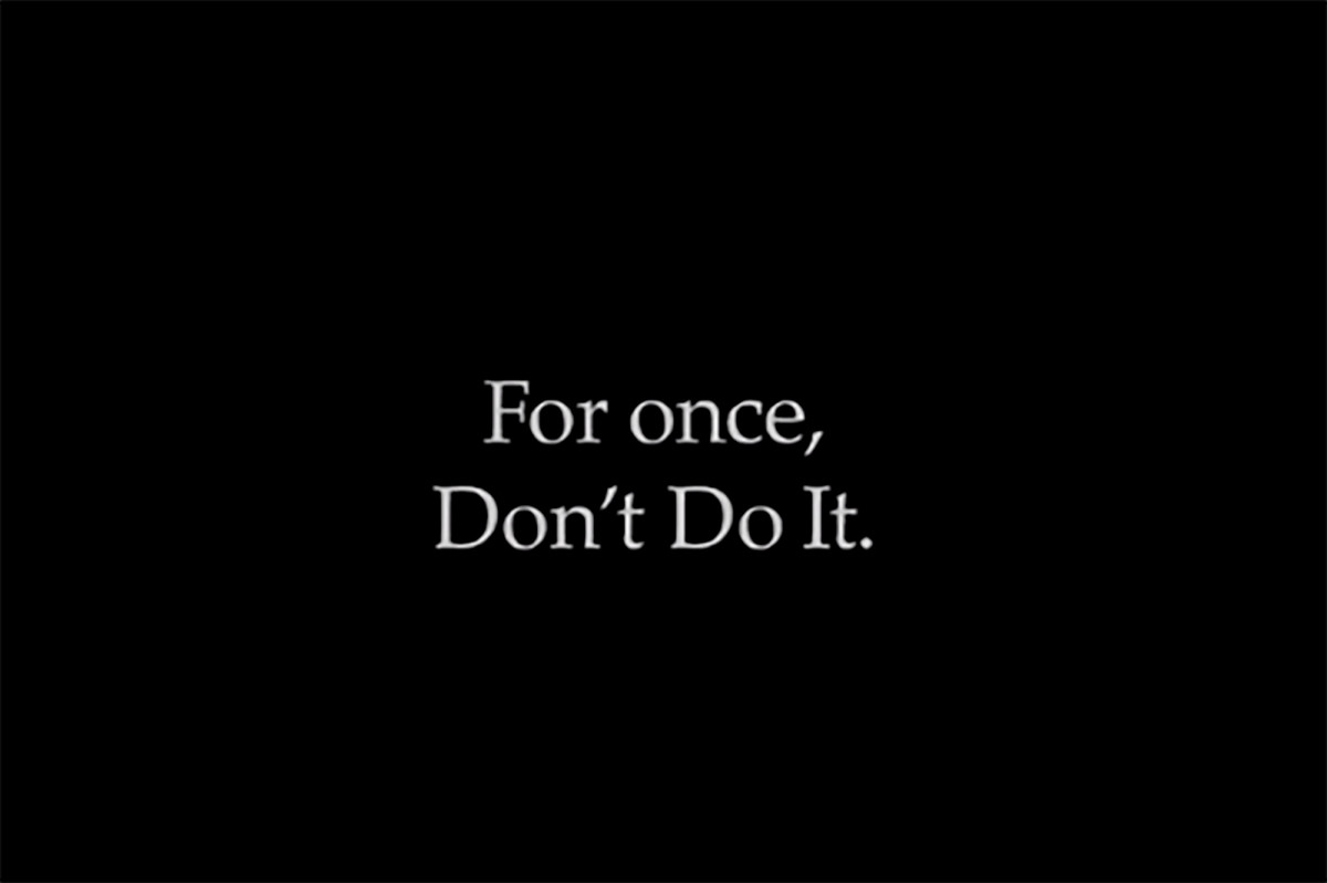 Nike launches 'Don't Do It' ad in the wake of George Floyd's death