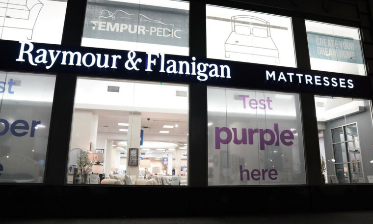 Raymour and Flanigan halt reopening plans after subsequent exposure