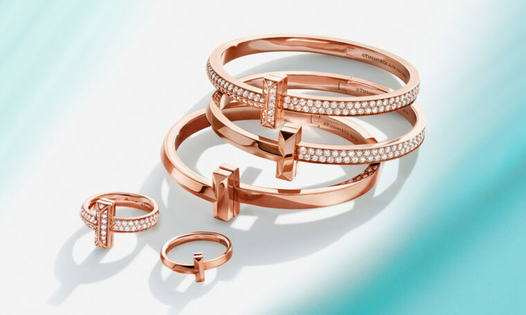Tiffany & Co. launches the Tiffany T1 collection