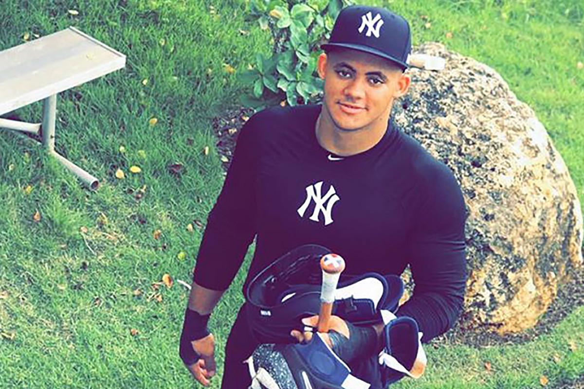 Yankees deprived of watching the $ 5 million phenomenon Jasson Domínguez