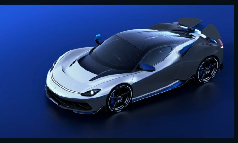 Pininfarina Battista Anniversary: a rare electric hypercar that will cost $ 2.9 million