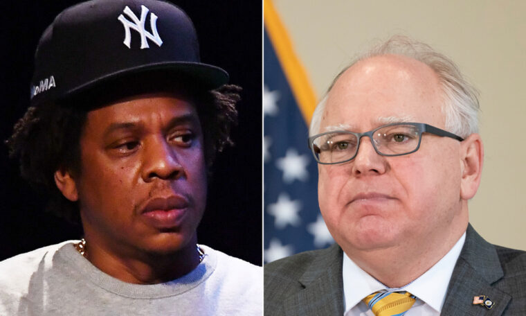 Jay-Z speaks after calling Minnesota governor to discuss justice for George Floyd