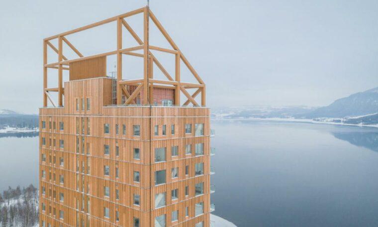 Wooden skyscraper: has the revolution come?