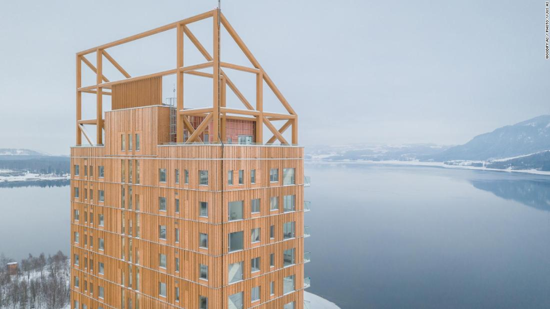 Wooden skyscraper: has the revolution come?