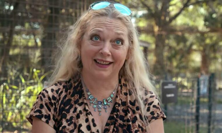 Carole Baskin awarded her the zoo that was once owned by 'Tiger King' Joe Exotic