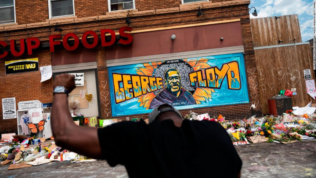 George Floyd protests across the United States: live updates