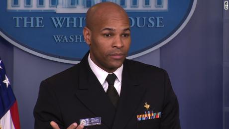 Surgeon General Warns of Coronavirus Outbreaks of Floyd Protests