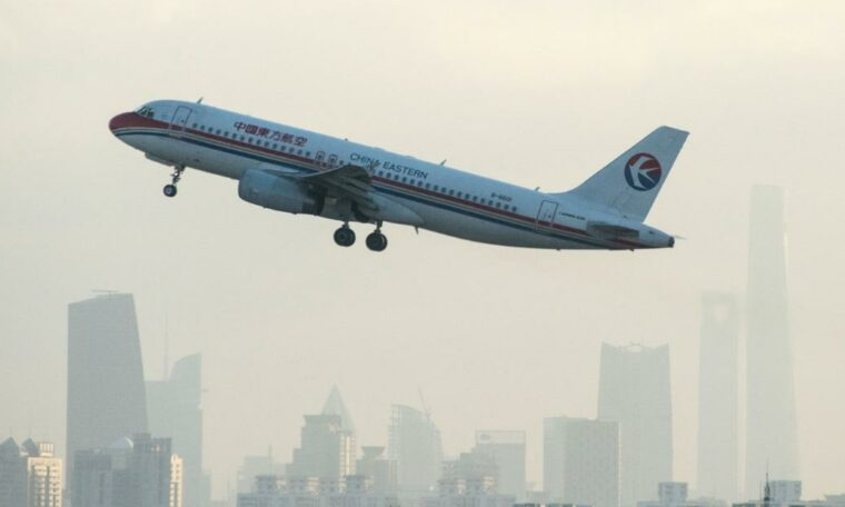 United States will block Chinese airlines from flying to the United States