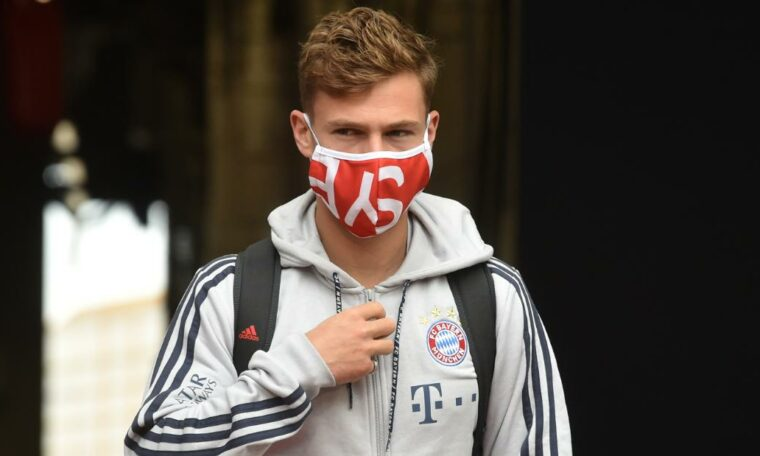Joshua Kimmich says Bayern Munich plans to join English protest by George Floyd