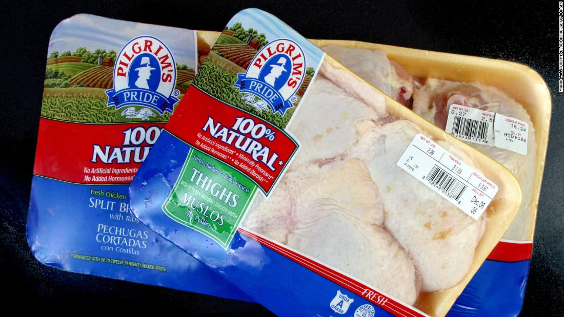 Pilgrim's Pride CEO and three other poultry industry executives were indicted for an alleged pricing conspiracy