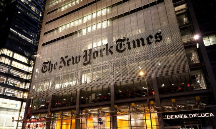 Tom Cotton Op-Ed: New York Times Employees Rebel Over Republican Senator's Post