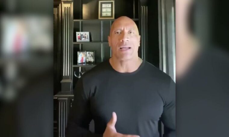 Dwayne Johnson makes powerful claim for leadership
