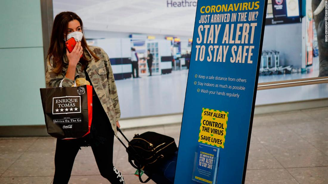 Has the UK just canceled the summer by imposing a 14-day quarantine?