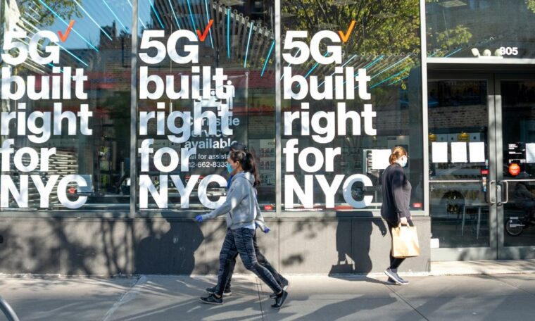 This is how telecommunications companies are implementing 5G during a pandemic