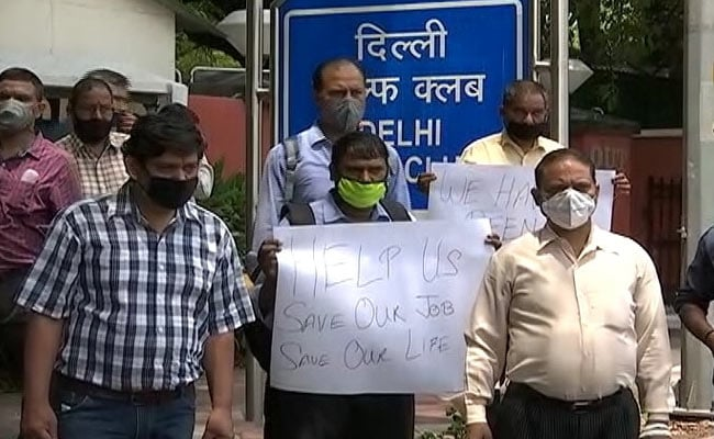 66 employees at one of India's most exclusive golf clubs in Delhi fired amid pandemic