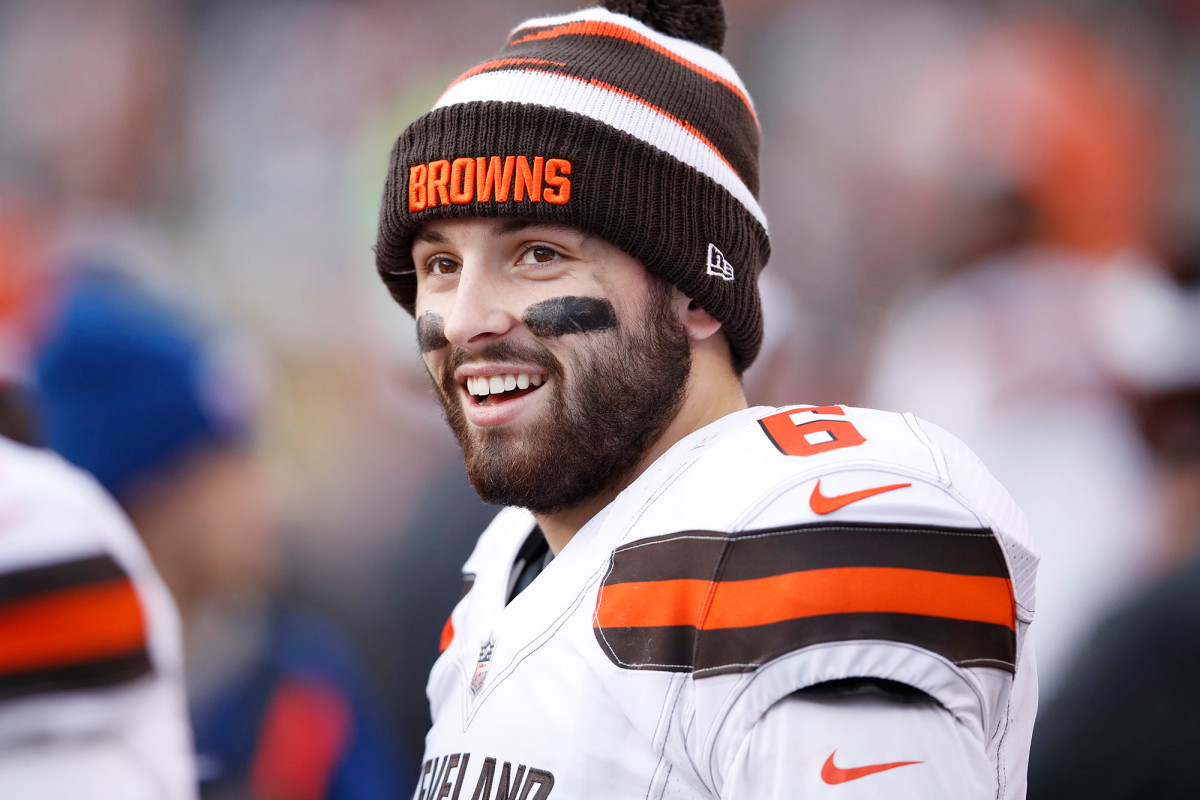 Baker Mayfield's off-season moves include a wedding dance party
