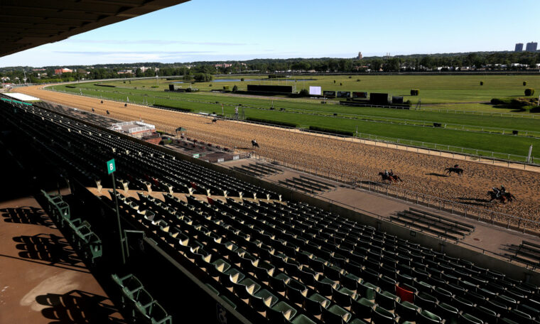 Belmont Park is the perfect place for a New York sports restart