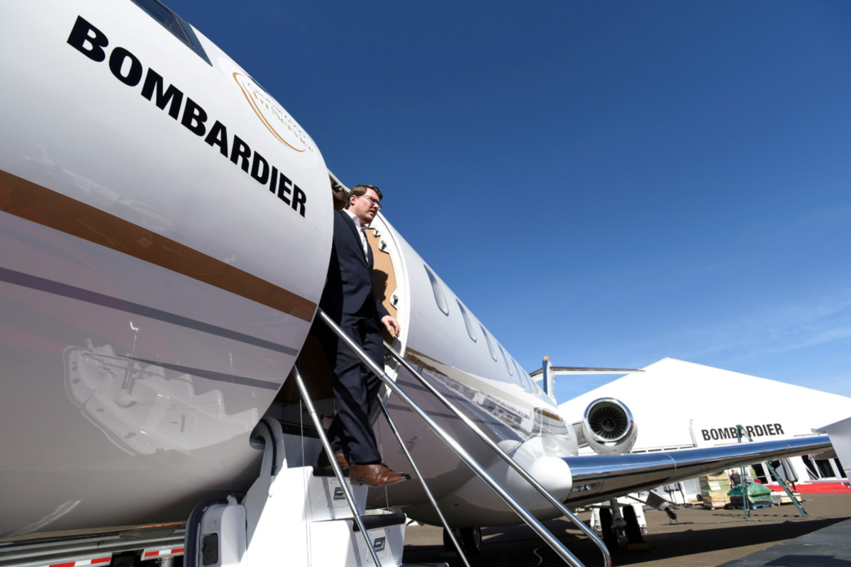 Bombardier to cut 2,500 aviation jobs as pandemic dents travel demand