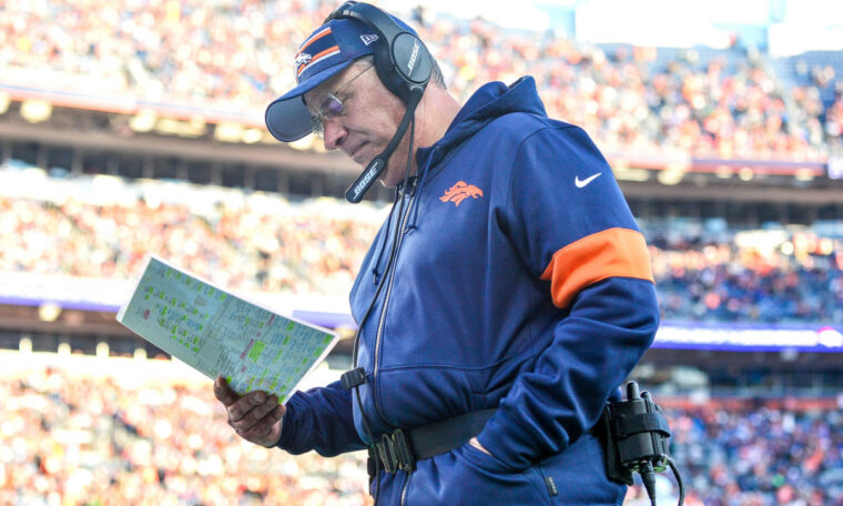 Broncos' Vic Fangio regrets saying he didn't see racism in the NFL