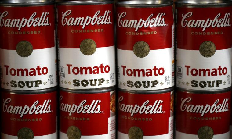Campbell soup sales surge amid coronavirus build-up