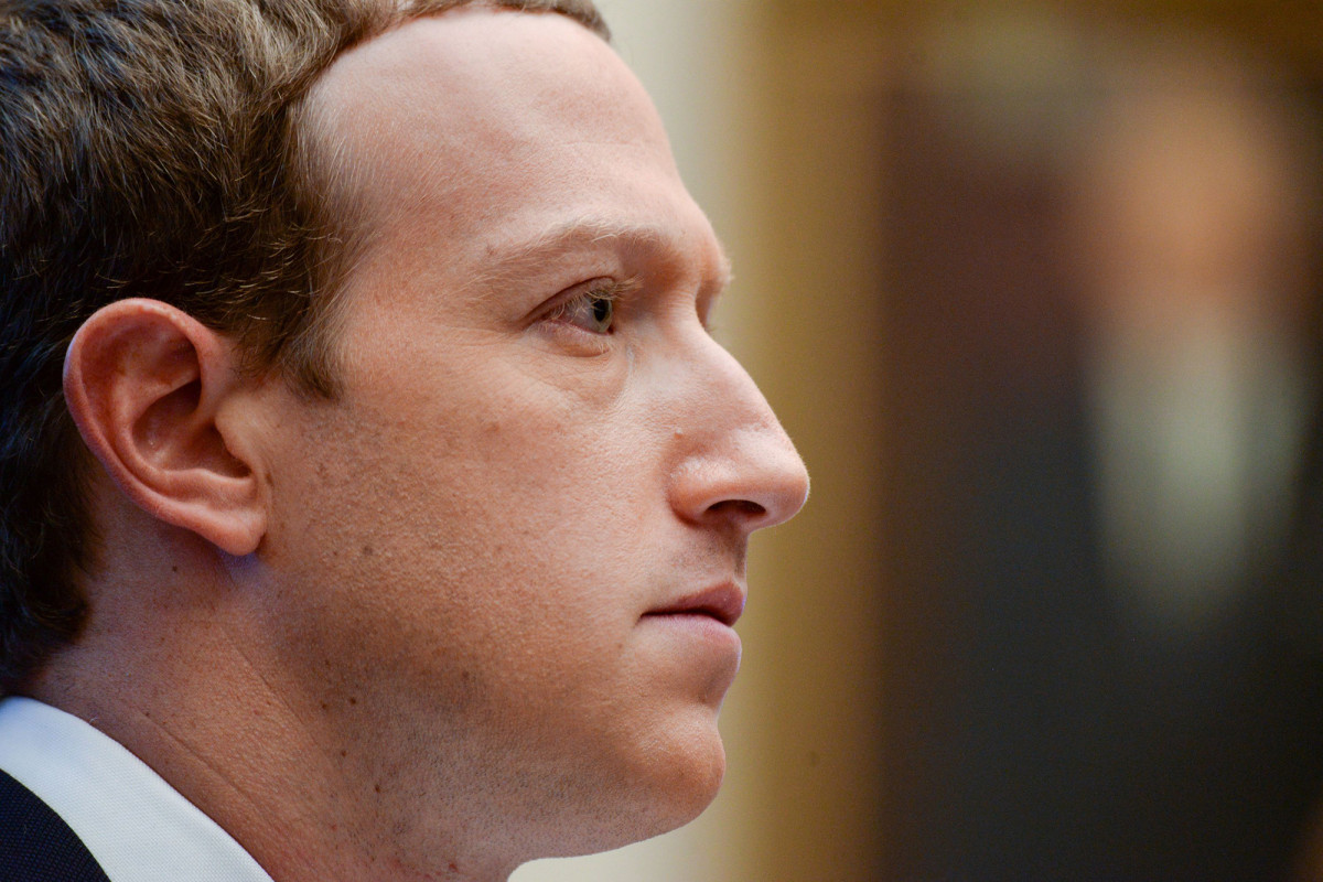 Facebook removes nearly 200 accounts tied to hate groups