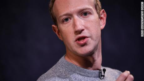 Mark Zuckerberg tries to explain his inaction in Trump posts to outraged staff