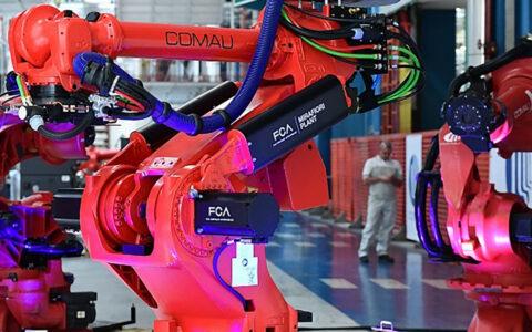 Fiat Chrysler to list robot manufacturing business after Peugeot merger