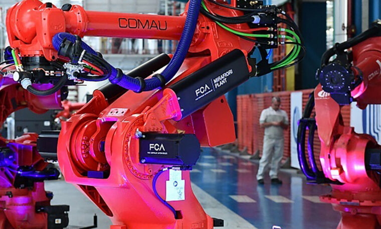 Fiat Chrysler to list robot manufacturing business after Peugeot merger