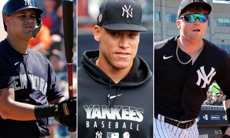 Five Yankees that will benefit the most from a short MLB schedule