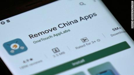 Google removes app claiming to detect Chinese apps on Indian phones