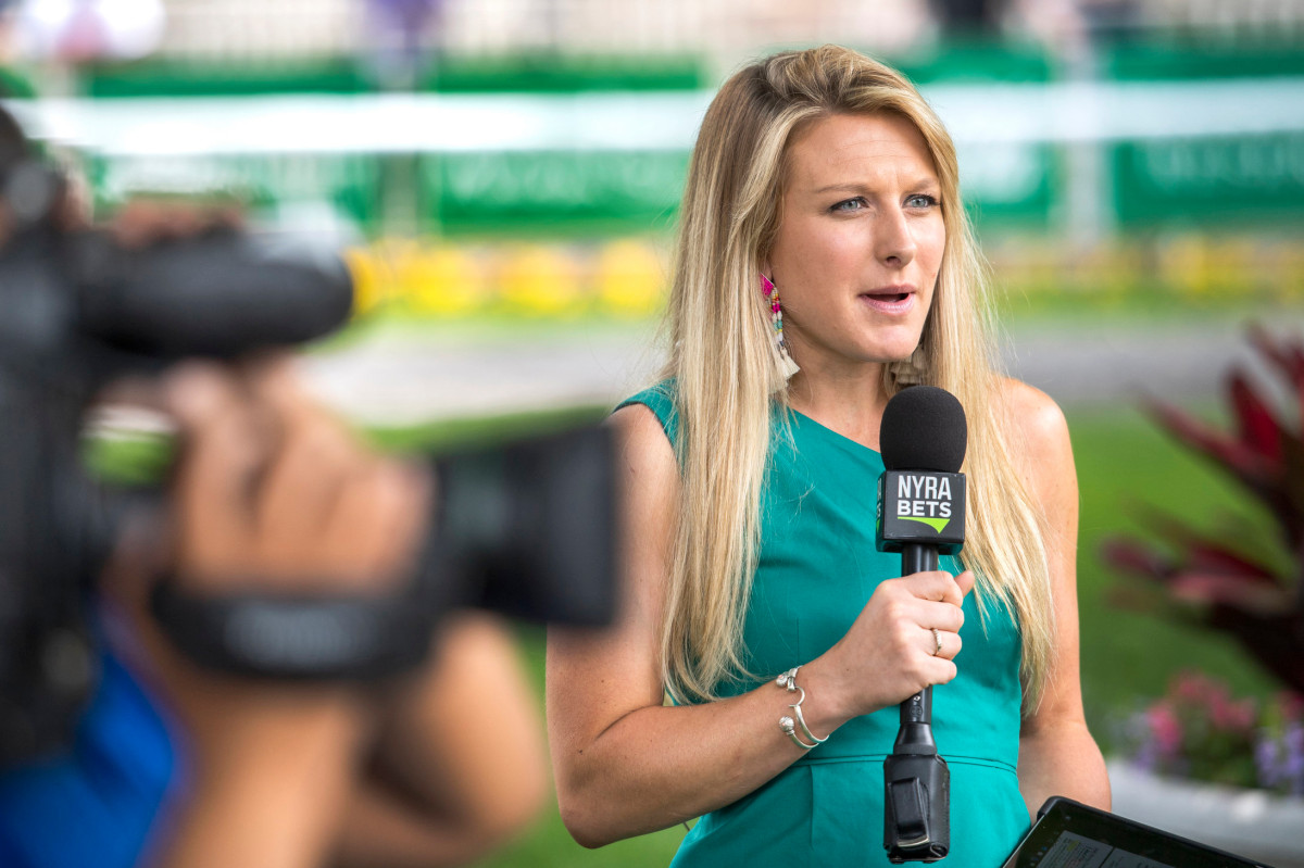 How the horse racing show at Belmont Park overcame the challenges of the coronavirus