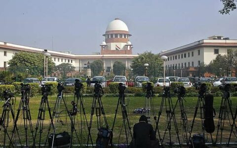 In A First, the Supreme Court runs out of papers while judges use laptops